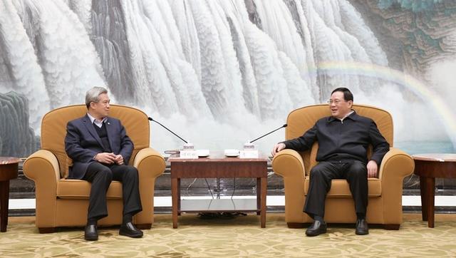 上海与这些央企接连签约,李强会见中航工业谭瑞松-《国资报告》杂志