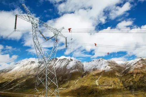 国家电网工程建设项目提前实现全部复工复产-《国资报告》杂志