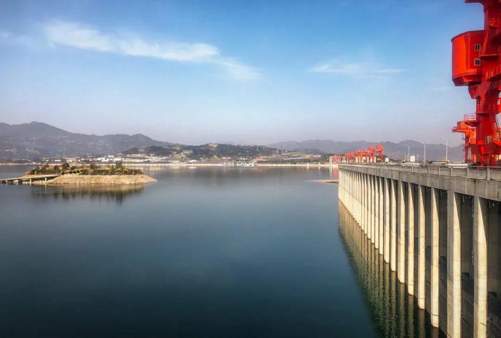 100亿立方米!三峡水库向下游补水,全力支援复工复产和春耕灌溉-《国资报告》杂志