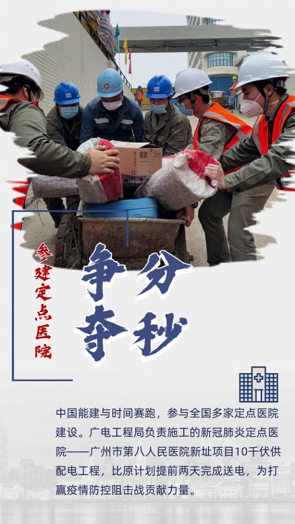 """暖心!中国能建""""战""""疫路上的十个难忘瞬间-《国资报告》杂志"""