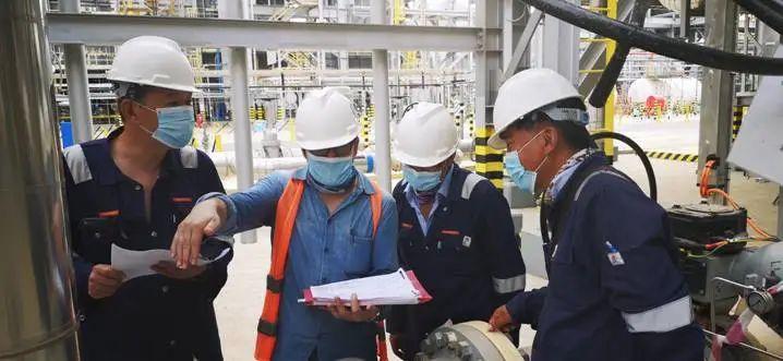 海外项目勇挑大梁!中央企业助力稳定全球产业链-《国资报告》杂志