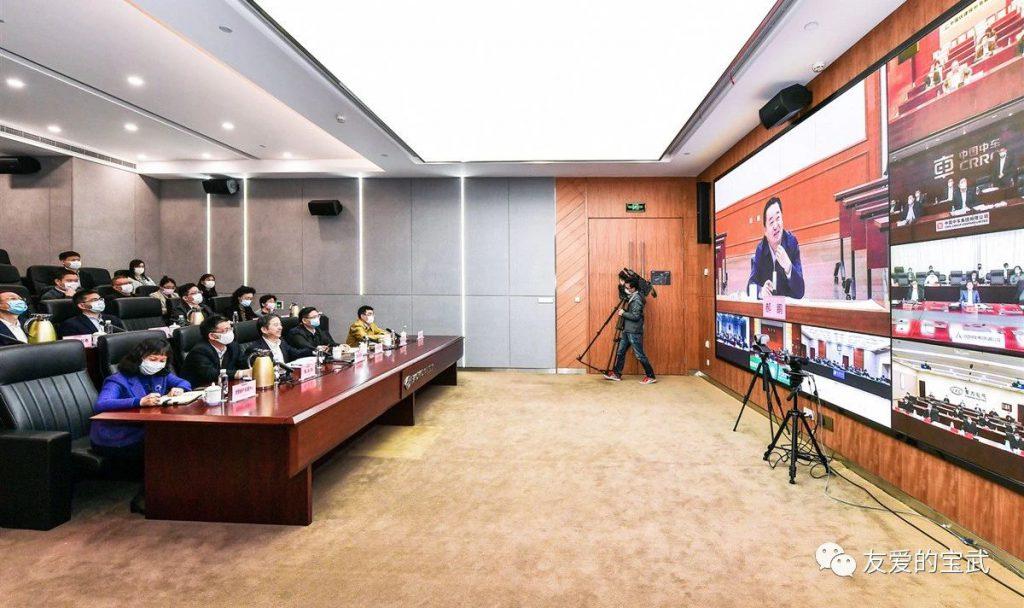 点赞!中国宝武疫情防控和稳产保产工作受国资委肯定-《国资报告》杂志