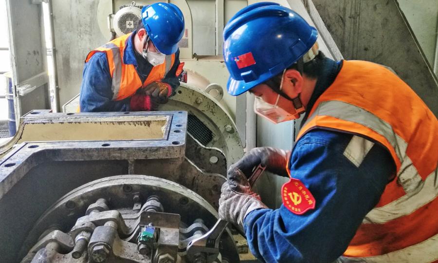 国家能源集团分类施策精准提速 全面推进复工复产-《国资报告》杂志