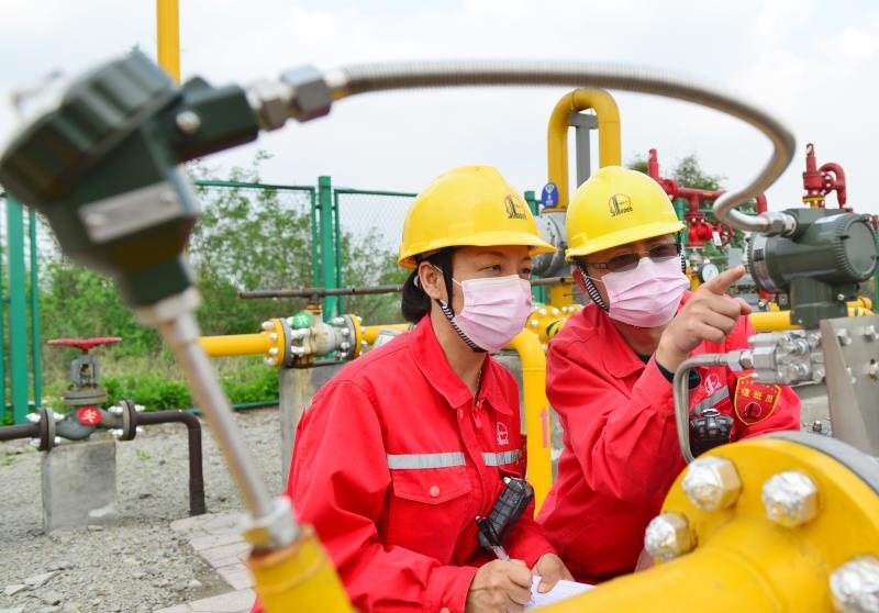 中国石化西南局天然气创新高 年产已超20亿方-《国资报告》杂志
