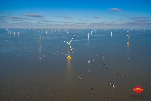 国家能源集团龙源电力:十年破浪 实现海上风电高质量发展-《国资报告》杂志