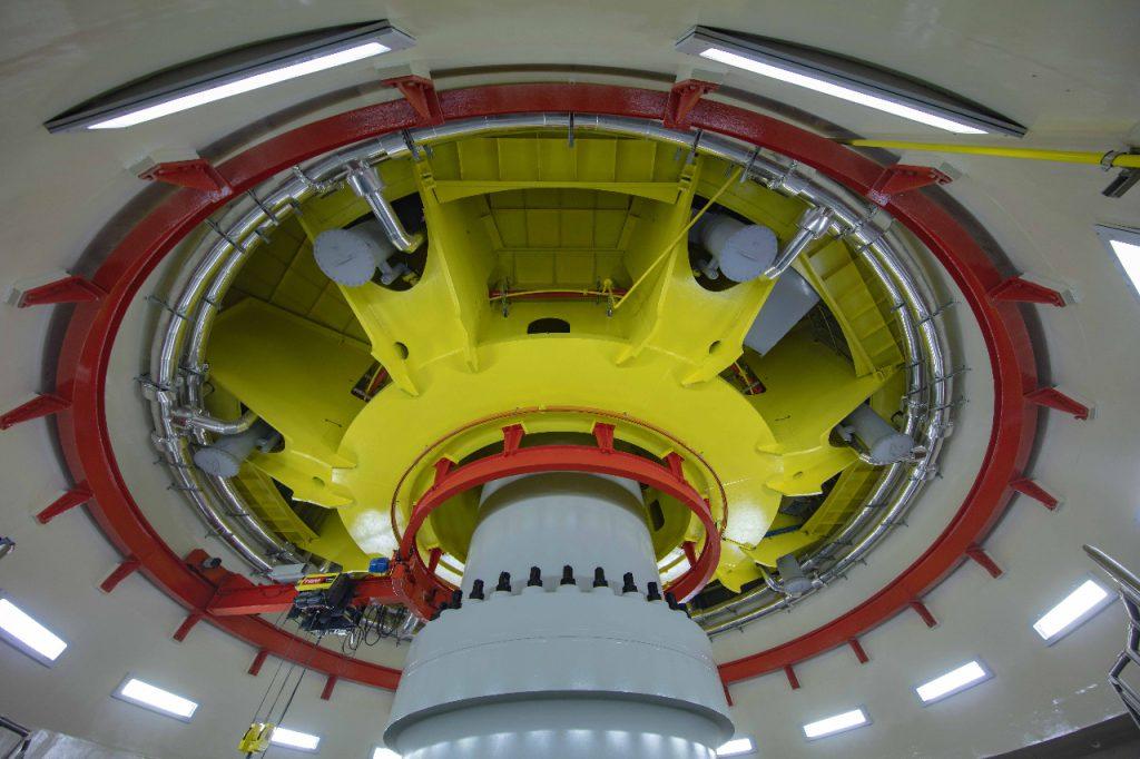 习近平对金沙江乌东德水电站首批机组投产发电作出重要指示-《国资报告》杂志