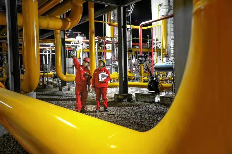 中国石化西南石油局首季产量同比增长26.3%-《国资报告》杂志